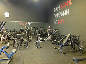 Janssen Aannemers HC Fitness 1