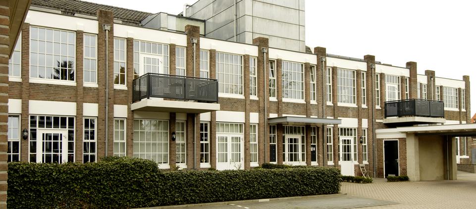 Janssen Aannemers Schoenfabriek Dongen