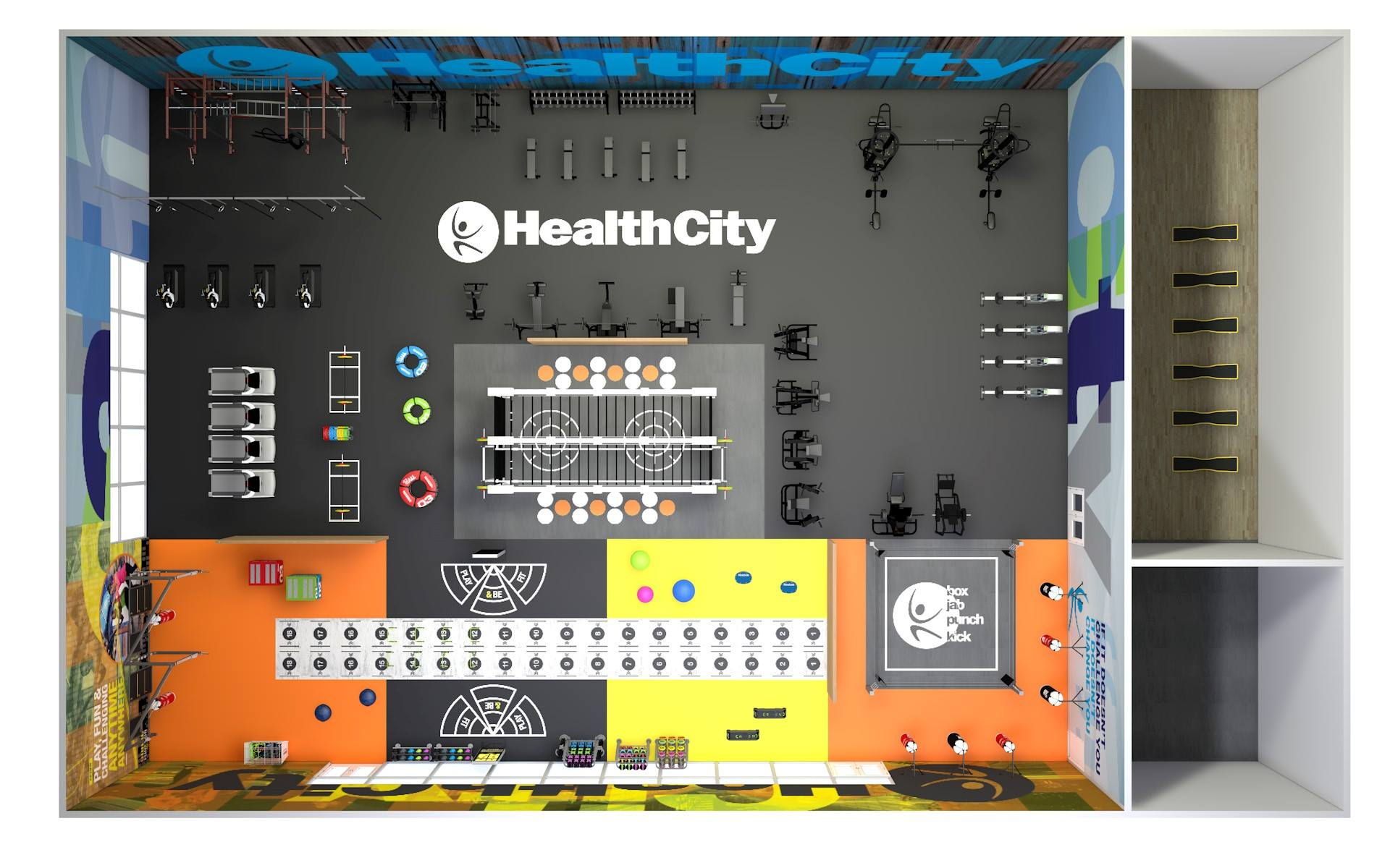 Health City Vught 2